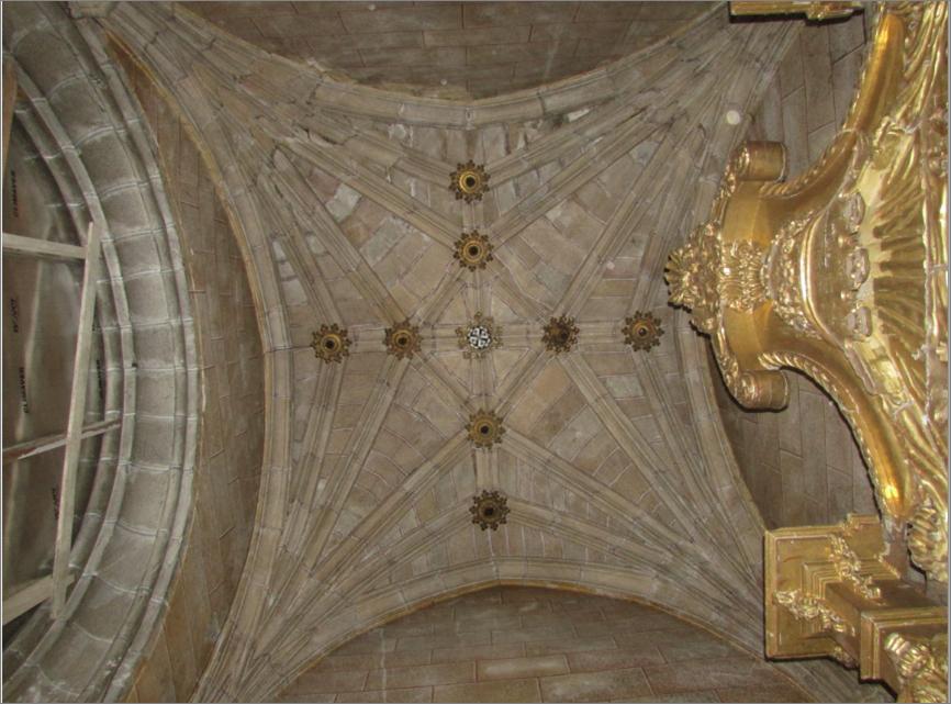 Capilla del Santo Cristo de Santa Teresa.