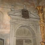 Capilla del Santo Cristo de Santa Teresa, Sepulcro de los Bullon.