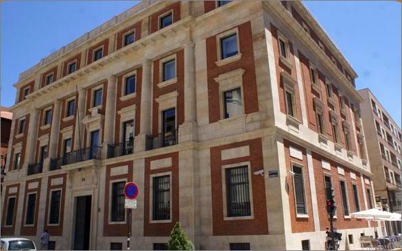 Banco de España. León.