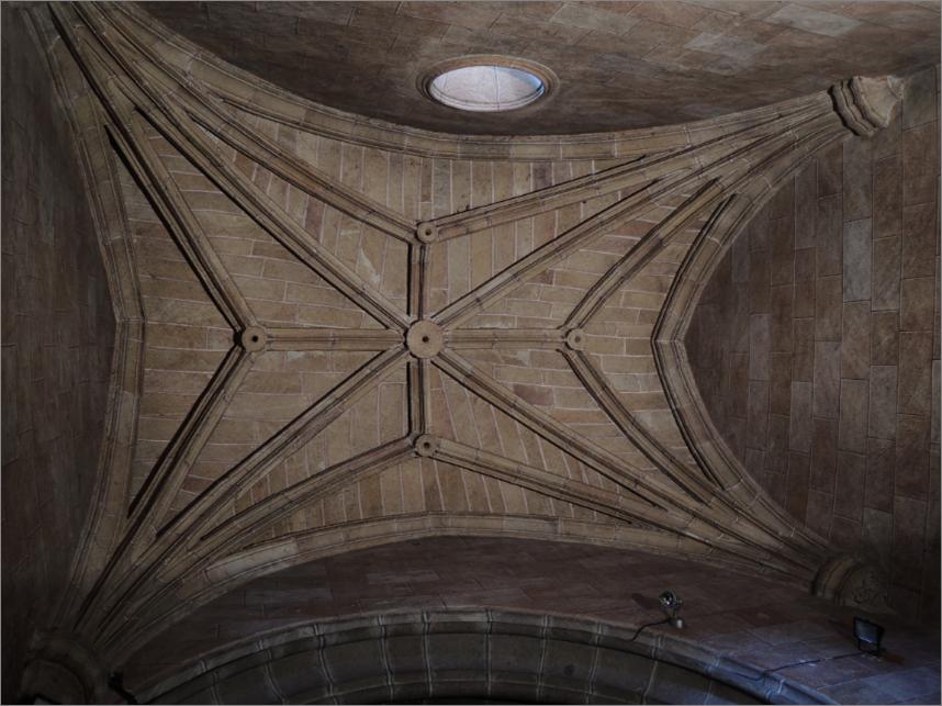 Real Monasterio de Santo Tomas, Capilla de Nuñez Alnarte.