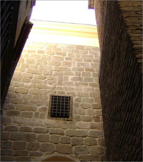 fachada callejon del Fraile
