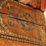 Palacio Fuensalida, Alfarjes y Artesonados