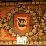 Palacio Fuensalida, Alfarjes y Artesonados,
