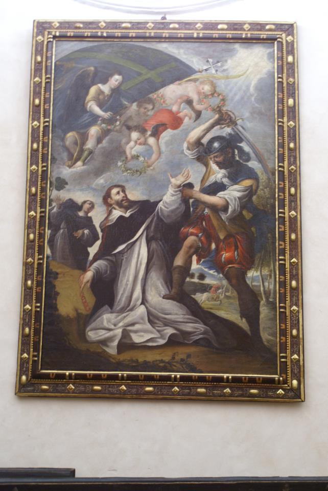 Cuadro San Pedro Martil. Estado Final.