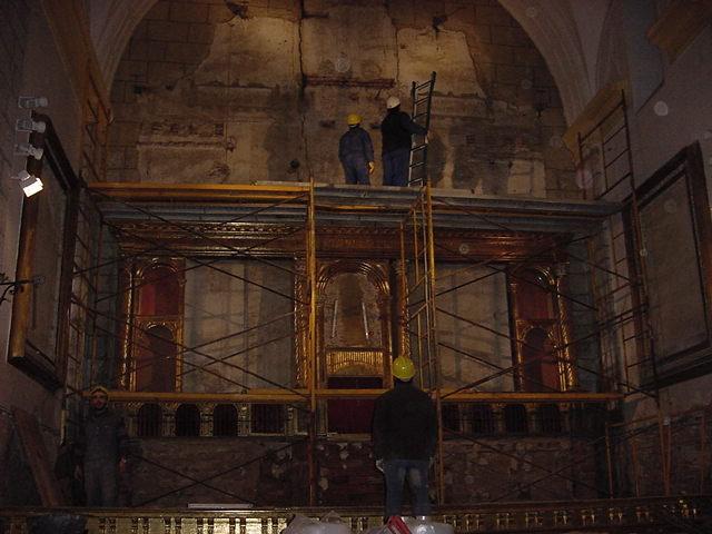 Convento de Santa Clara. Carrión de los Condes- Palencia.