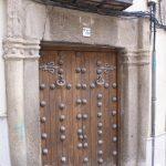 Calle Alarife. Toledo.