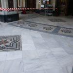 Atrio de la Real Basílica de San Francisco el Grande
