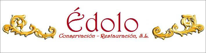 Édolo Conservación Restauración S.L. Logo
